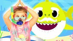 Kids Songs and Nursery Rhymes Baby Shark Song, Kids Songs, Nursery Rhymes, Super Simple, New Baby Products, Pikachu, Fun, Fictional Characters, Nursery Songs