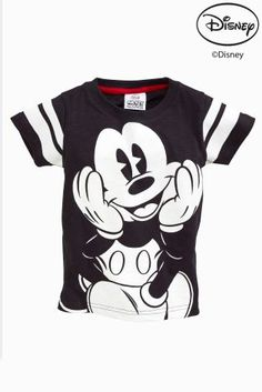 Buy Mickey Mouse™ T-Shirt (3mths-6yrs) from the Next UK online shop