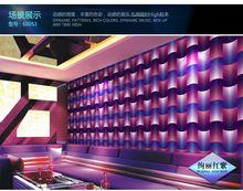 2015 Free Shipping 53x1005cm Waterproof Wall Paper Mosaic Aluminum Foil self adhensive wallpaper(China (Mainland))
