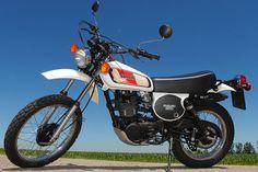 1977er-Yamaha XT 500,