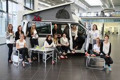 Hymercar als Lady Camper - http://www.campingtrend.nl/hymercar-als-lady-camper/