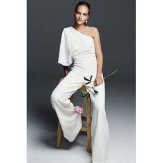 Robe de mariée combinaison Eugenia - Max Mara - Collection Bridal 2016