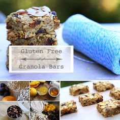 With all of the camping and hiking that goes on during the summer months, we go through a lot of energy bars. This lovely is gluten free, vegan, sweetened only with maple syrup and oh so good <3 Hop over to the blog for the easy recipe!