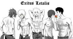 Exitus Letalis - Boys <3