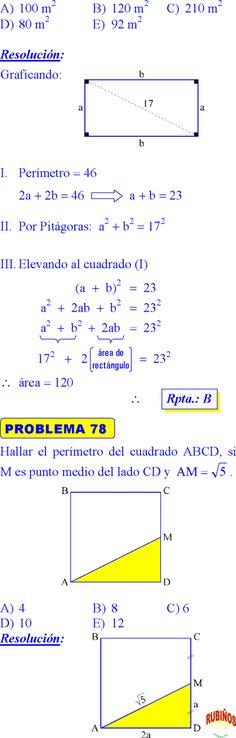 33 Ideas De Aire Acondicionado Matematicas Areas De Figuras Geometricas Ejercicios Resueltos