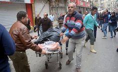 Duas explosões e 44 mortos: Egito aprova estado de emergência de três meses após ataques