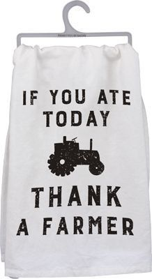 Thank a Farmer Dish