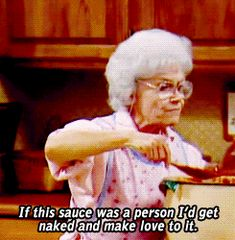 """Never take food for granted 