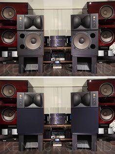 JBL 4430 15インチウーファー+バイラジアル2way大型モニタ美品 - ケンリックサウンド(KENRICK SOUND) - JBLスピーカー 43XXシリーズ 大型 中古ヴィンテージ専門店 Pro Audio Speakers, Audiophile Speakers, Sound Speaker, Monitor Speakers, Bookshelf Speakers, Hifi Audio, Home Music Rooms, Good Old Times, Music System
