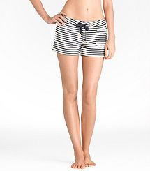 TERRY SHORTS from Tory Burch at 150 WORTH.