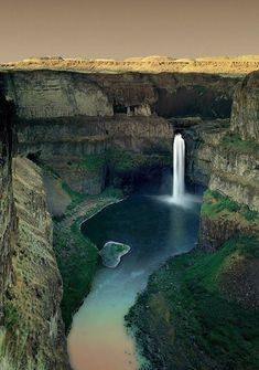 Palouse Falls | Washington, USA