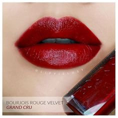 Bourjois Rouge Velvet Edition No.8: Grand Cru