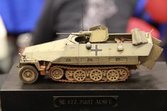 SdKfz 251/17 Ausf D - Scale Model Challenge 2015