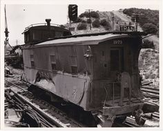 TrainWatchersJournal: Search results for cajon