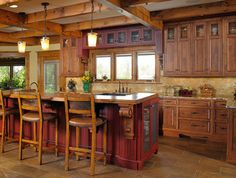 amish kitchen cabinets - Google Search