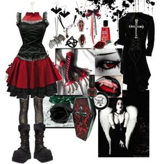 Grunge Goth, Nu Goth, Aesthetic Grunge Outfit, Goth Aesthetic, Aesthetic Clothes, Crazy Outfits, Emo Outfits, Cute Outfits, Visual Kei