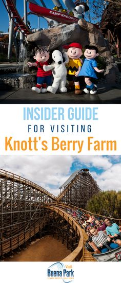 Ready to Visit Knott's Berry Farm? Don't do it until you read our Insider Guider to Knott's Berry Farm! It is full of tips and Knott's Berry Farm secrets that will make the most out of your visit! AD