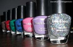 Forever 21 Love and Beauty Nail Polish