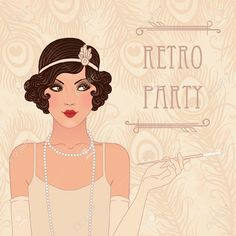 Flapper Stock Illustrations, Cliparts And Royalty Free Flapper Vectors