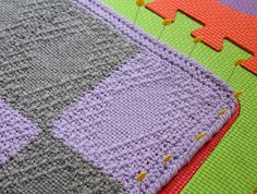 Ravelry: AngelaTong's Lavender Diamonds - Wow!   What a beautiful afghan.  Done on the Zoom Loom.   Gorgeous.