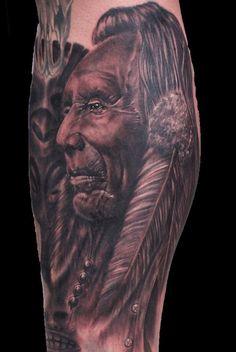 native+american+tattoos | Native American Tattoos
