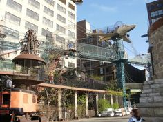 7.Feel like a kid again at the City Museum.