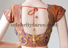 Silk Wedding Blouses | Saree Blouse Patterns