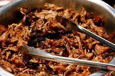 Le pullek pork, c'est une recette des US pour du porc tendre, juteux, goûteux... Très simple, il faut absolument essayer car c'est à tomber !