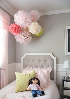 51 Ways to DIY the Bedroom of Your Kids' Dreams via Brit + Co.
