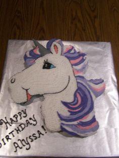 Had this cupcake cake made her on her 52nd Birthdaylove ya Girl