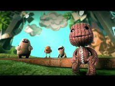 Little Big Planet 3 Official Trailer - E3 2014 (1080p HD)