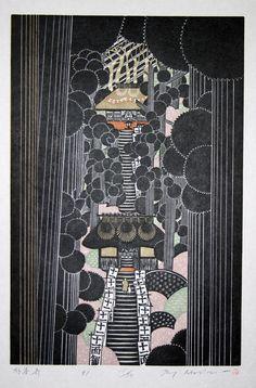 MORIMURA Ray 1991 Sugimotodera Sugimoto Temple