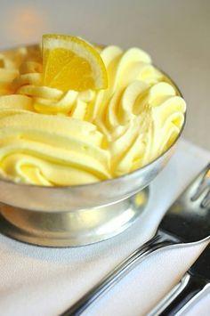 Crème au citron : une recette de dessert facile