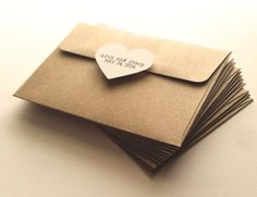 25 Wedding Seed Favor Seed favor Kraft Envelopes by AnnsPaperie