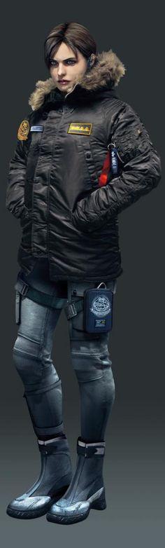 Jill Valentine, Resident Evil: Revelations