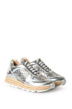 STEFFEN SCHRAUT Sneakers mit Bast-Plateau bei myClassico - Premium Fashion Online Shop