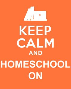 Homeschool on... after many years in the public school system, I appreciate being able to be at home with my children and others. Only thing I wish I had was a time machine.