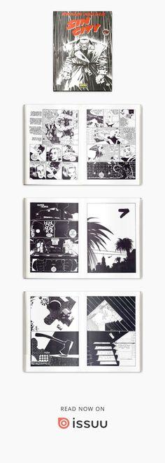 Frank Miller / Sin City Libro ilustrado de Frank Miller