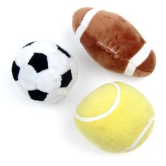 Alfie Pet by Petoga Couture - Izzy Dog 3-Piece Sports Set Small Plush Toy with Squeaker * For more information, visit image link. (This is an affiliate link and I receive a commission for the sales) #Kitty