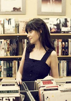 joseph gordon levitt + zooey deschanel