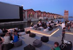 ole scheeren's floating cinema goes to venice