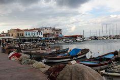 Urla Marina  (Iskele) , Izmir, Turkey