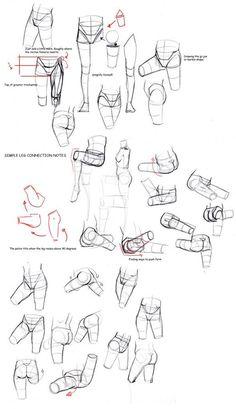 anatomi-model-karakalem-çizimleri-25s