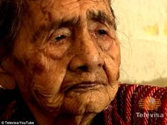 Mexican woman becomes world's 'oldest person' at 127 -( The Independent) The woman, named Leandra Becerra Lumbreras, was reportedly born on 31 August 1887  She attributes her long life to eating chocolate, sleeping for days on end and never getting married