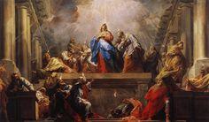 LECTIO DIVINA: Evangelio del Domingo de Pentecostés, ciclo C, 19 de mayo de 2013  Jn 20, 19-23  «¡Ven, Espíritu Santo!»