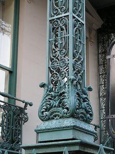 ironwork images of charleston sc | charleston broad street charleston sc 116 broad street photo taken ...
