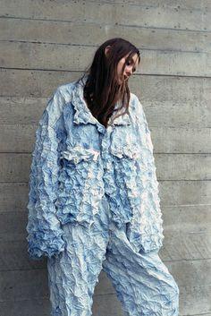 Oyster Originals: Faustine Steinmetz AW14 Shot By Benjamin Mallek | Fashion Magazine | News. Fashion. Beauty. Music. | oystermag.com