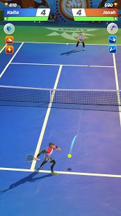 Tennis Clash 1v1 Free Online Sports Game Apps On Google Play In 2020 Sports Games Tennis Sports