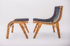 Ecoconception de meubles design en panneaux de particules OSB.      NOTWASTE  est une marque mexicaine de meubles fondée par les designers...