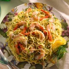 Seafood Pasta | MyDailyMoment | MyDailyMoment.com